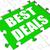 best deals puzzle shows great deal promotion or bargain stock photo © stuartmiles