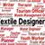 tekstil · tasarımcı · işe · alım · iş · malzemeler · dizayn - stok fotoğraf © stuartmiles