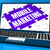 携帯 · マーケティング · ノートパソコン · オンラインマーケティング · コマース · 電話 - ストックフォト © stuartmiles