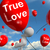 true love balloons represents couples and lovers stock photo © stuartmiles