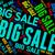 big sale indicates promotional bargains and discount stock photo © stuartmiles