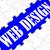 web · design · puzzle · írott · világoszöld · kirakó · darabok · internet - stock fotó © stuartmiles