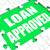 kölcsön · alkalmazás · elismert · kredit · megállapodás · mutat - stock fotó © stuartmiles