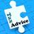 tax advice puzzle shows taxation irs help stock photo © stuartmiles