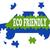 Eco Friendly Car Means Environmentally Clean Automobile stock photo © stuartmiles