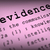 evidence definition means crime scene investigation and police r stock photo © stuartmiles