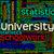 egyetem · szó · akadémia · oktatási - stock fotó © stuartmiles