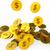 font · érmék · vagyonos · megtakarított · pénz · pénz · bankügylet - stock fotó © stuartmiles