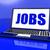 állások · laptop · munkanélküliség · foglalkoztatás · online · mutat - stock fotó © stuartmiles