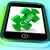 credit smartphone shows financial loan and borrowing money stock photo © stuartmiles