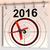 2016 target means future goal projection stock photo © stuartmiles