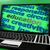 învăţa · on-line · web · ecran · browser · fereastră - imagine de stoc © stuartmiles