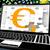 евро · знак · ноутбука · онлайн · деньги · обмена - Сток-фото © stuartmiles