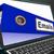 mails file on laptop shows online correspondence stock photo © stuartmiles