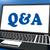 gyakran · kérdések · válasz · mutat · gyik · üzletember - stock fotó © stuartmiles