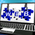 Web Puzzle On Laptop Shows Websites stock photo © stuartmiles