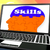 competenze · cervello · laptop · umani - foto d'archivio © stuartmiles