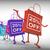 рекламный · мешки · шоу · скидка · сокращение · продажи - Сток-фото © stuartmiles