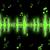 izzó · hangszínszabályozó · hullám · absztrakt · fekete · fény - stock fotó © stuartmiles
