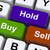 buy hold and sell keys represent market strategy stock photo © stuartmiles