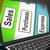 de · vendas · despesas · arquivos · laptop · comércio · negócio - foto stock © stuartmiles