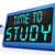zaman · çalışma · genç · öğrenci · poz · beyaz - stok fotoğraf © stuartmiles