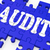 audit puzzle showing auditor inspections stock photo © stuartmiles