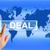 anlaşma · harita · dünya · çapında · uluslararası · anlaşma - stok fotoğraf © stuartmiles