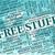 libre · producto · muestra · ofrecer · descargar - foto stock © stuartmiles