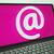 email · üzenet · bejövő · üzenetek · postaláda · mutat · számítógép - stock fotó © stuartmiles