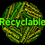 recyclable word shows eco friendly and recycle stock photo © stuartmiles