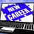 новых · карьеру · ноутбука · занятость · будущем - Сток-фото © stuartmiles