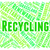 recycling word represents earth friendly and recyclable stock photo © stuartmiles