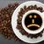 Cup of coffee with sad stock photo © Studio_3321