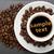 Кубок · кофе · образец · текста · точки · боб - Сток-фото © Studio_3321
