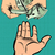 empresário · enterrado · dinheiro · riqueza · financeiro · sucesso - foto stock © studiostoks