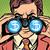 zakenman · geld · pop · art · retro-stijl · business - stockfoto © studiostoks