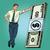 rijke · dollar · business · financiële · succes · pop · art - stockfoto © studiostoks