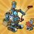 sevmek · robotlar · karalamalar · soyut · dizayn - stok fotoğraf © studiostoks