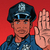 良い · 警官 · 警察 · ポップアート · レトロスタイル · 男 - ストックフォト © studiostoks