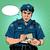 怒っ · 警官 · 黒 · 行 · 芸術 · 実例 - ストックフォト © studiostoks