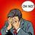 terribile · bitcoin · cartoon · pop · art - foto d'archivio © studiostoks