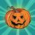 evil pumpkin character halloween stock photo © studiostoks