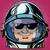 emoticon spy emoji face man astronaut retro stock photo © studiostoks