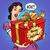 woman with christmas gift stock photo © studiostoks
