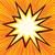 cômico · texto · bomba · estilo · ilustração - foto stock © studiostoks