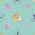 marine seamless pattern background stock photo © studiostoks