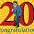 gratulálok · évforduló · esemény · ünneplés · boldog · férfi - stock fotó © studiostoks