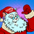 christmas · kat · gelukkig · leuk · vakantie · cartoon - stockfoto © studiostoks