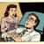 psychologist female patient male sympathy stock photo © studiostoks